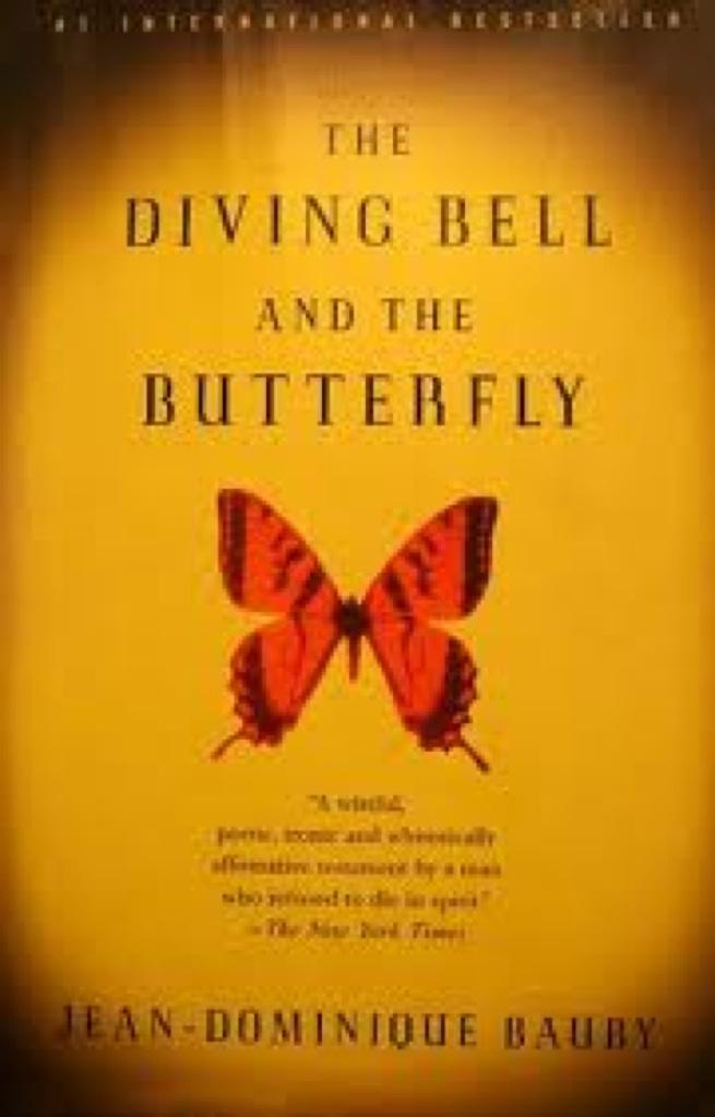 Книгу скафандр и бабочка скачать бесплатно