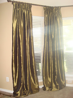 How would i hang a curtain rod? - Yahoo! Answers