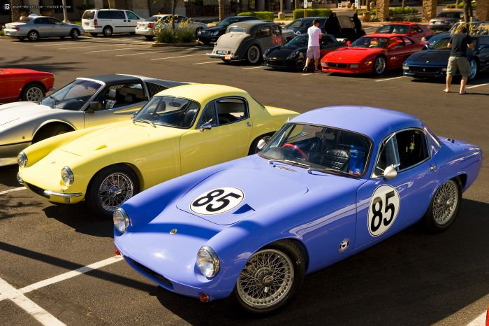 Pictures Gallery of Lotus Elite
