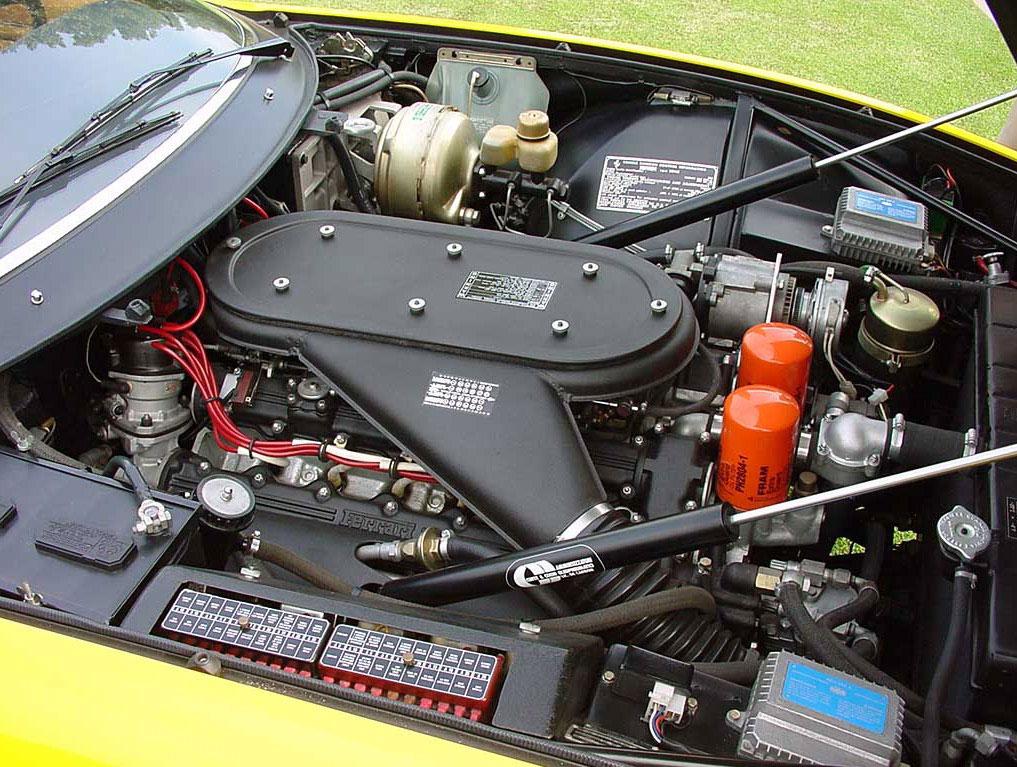 Ferrari 365 - Fotos de coches - Zcoches