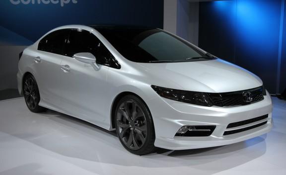 2003 Honda Civic Si Concept. 2012 honda civic si.