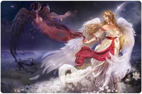 Imágenes de ángeles (22 elementos de seres alados)