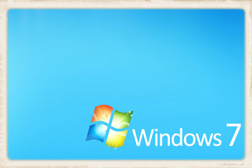 Fondos de Windows Seven o Windows Siete