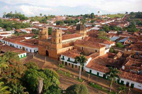Barichara, Santander. (El pueblito más lindo de Colombia)
