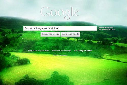 25 imágenes para cambiar el fondo o background de tu Google