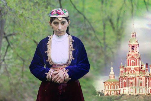 Fantásticas fotografías a colores de Rusia (1863-1944)