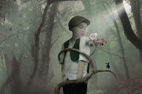 Hoy les presento; 'El mundo de la fantasía' en Blogspot