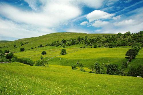 Paisajes naturales II (Más allá de los verdes prados)