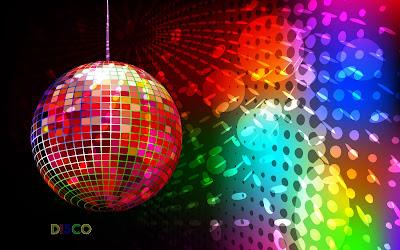 Wallpapers de música disco I (Imágenes de Colores)