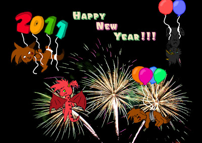 Imágenes para el Año Nuevo 2011 con mensajes