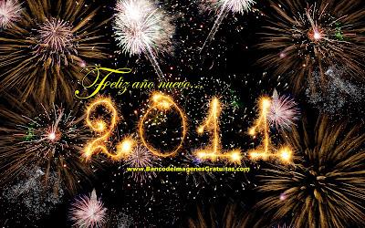 Colección de mensajes para el año nuevo 2011