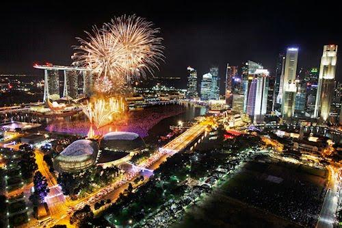 Así celebraron el Año Nuevo 2011 en el mundo (56 fotos)