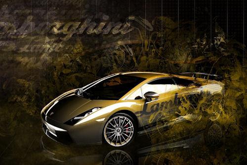 Tributo a  Ferruccio Lamborghini II (Colección de Autos)
