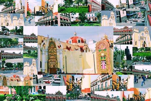 Centro Histórico de la ciudad de Xalapa, Veracruz, México.