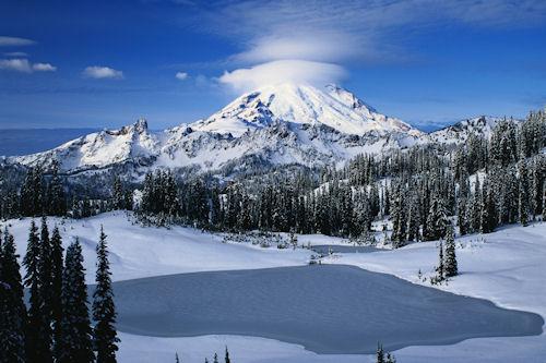 Volcanes, montañas y nevados V (5 postales increíbles)