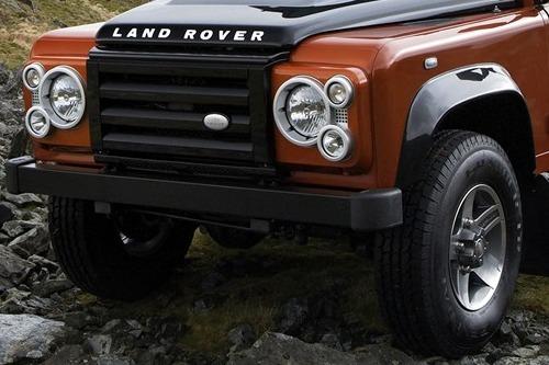 Tributo a Land Rover I (verdaderos autos todoterreno)