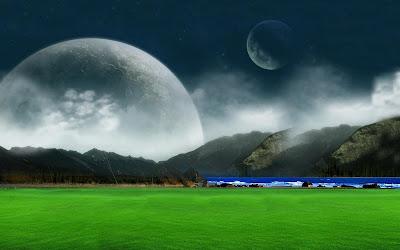 Paisajes Naturales - Nature Landscapes - Green Dreams