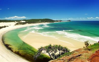 Paisajes Naturales - Nature Landscapes - Indian Beach