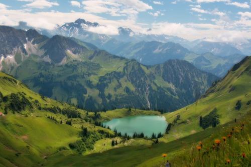 Las mejores imágenes de paisajes naturales XI (7 fotos)
