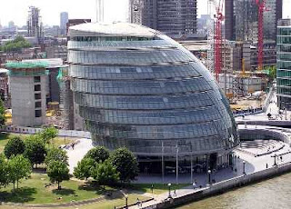 City Hall, Home of the GLA