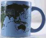 a global warming mug
