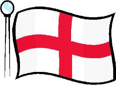 the flag of Saint George