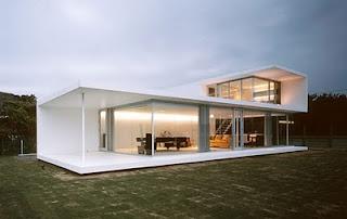 Fachadas de Casas estilo Minimalistas