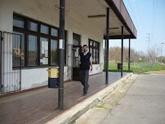 Az állomás főnöke