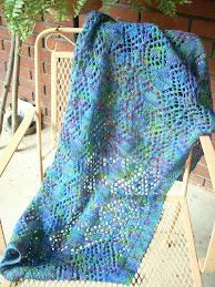 Tari's shawl