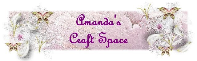 Amanda's Craft Space