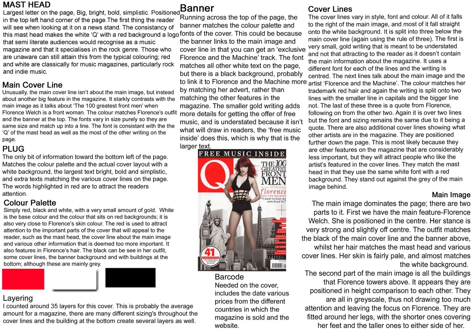 essay writing tips to magazine analysis essay q magazine analysis essay car truck news