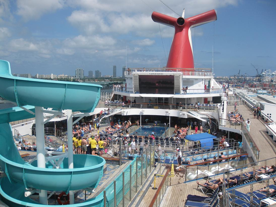 Vacation Pics: Carnival Cruise