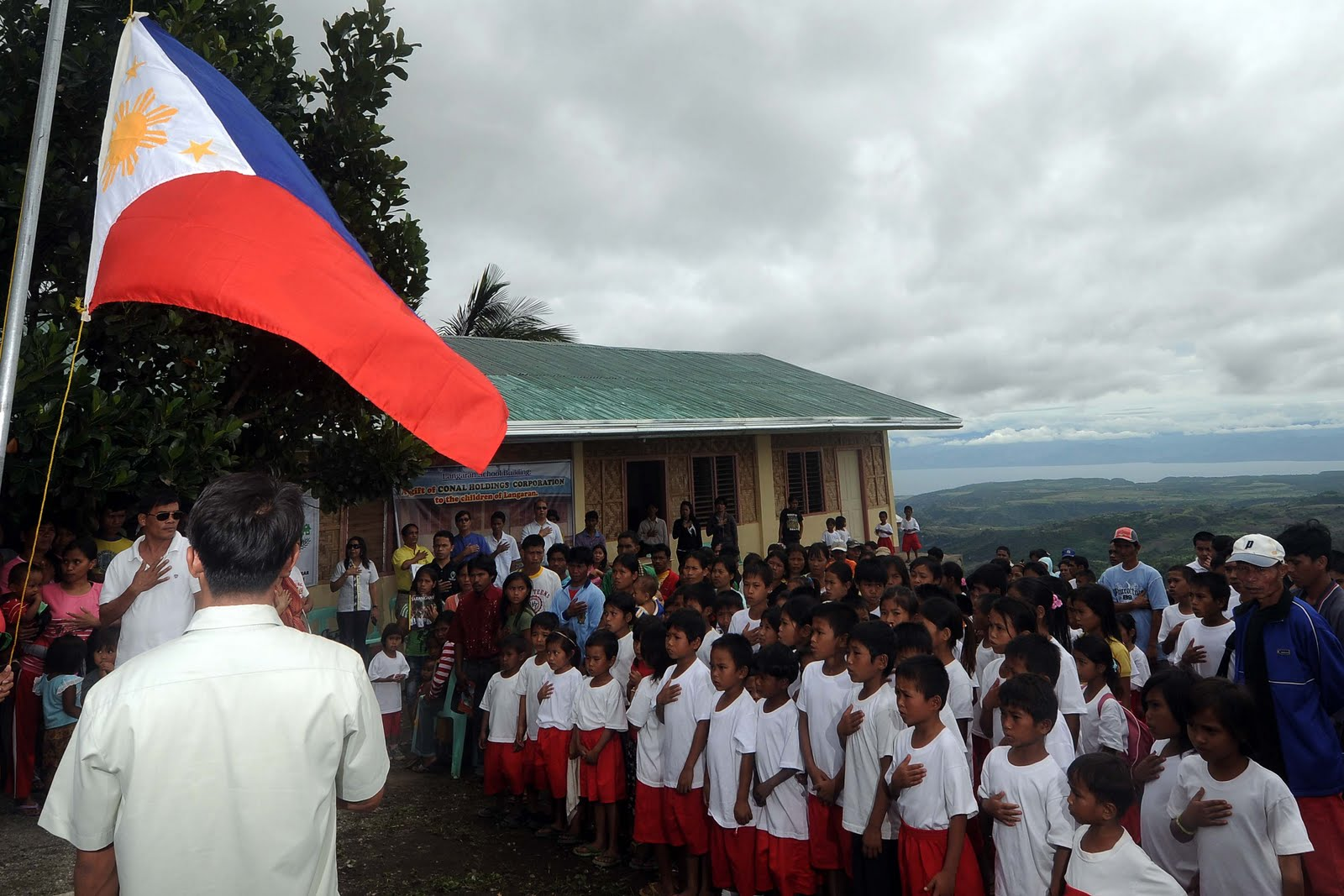 sarangani province updates flag raising ceremony
