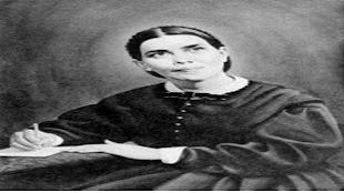 Elena White, considerada como una profeta para los adventistas del séptimo día.