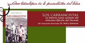 PRESENTACION DEL LIBRO LOS CARRANCISTAS
