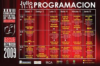 Concurso de Teatro Maestro Rafael Solana