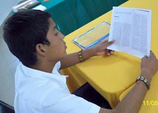 Taller Literario con el Maestro Orlando Ortiz