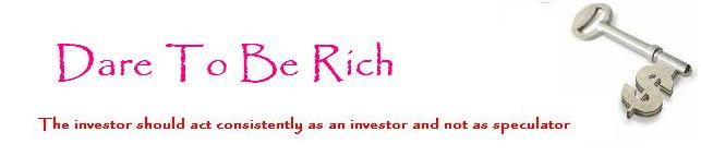 Dare To Be Rich