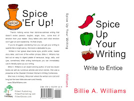 Spice up Your Writing! Write to Entice