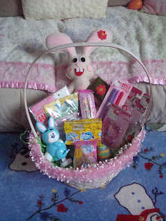 Cora's Easter Basket