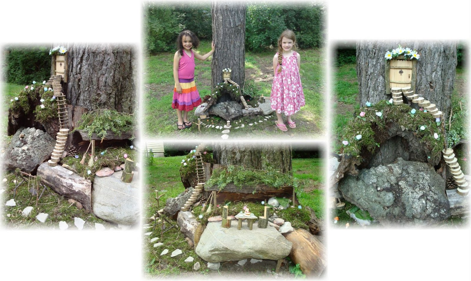 Whim Wham Craft Blog Build A Fairy House