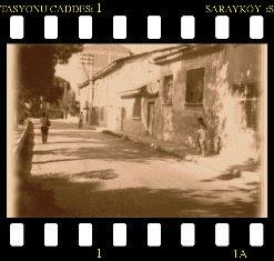 Sarayköy İstasyon Caddesi