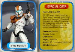 """Delta-38 """"Boss"""""""