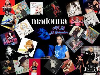Madonna Holiday Mix M Medley
