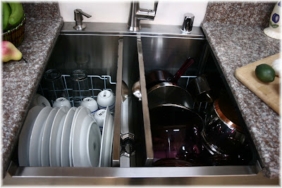 Dishwasher Sink : Tuesday, August 25, 2009