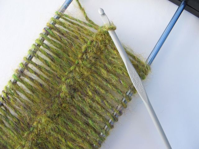 instructions on how to make a hairpin lace vest was used to find: