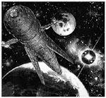 Velvetuzian Orbital Station