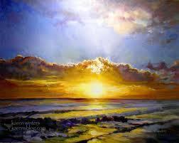 Landscape Paintings Impressionist Style