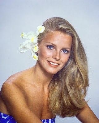 CRUSHES: CHERYL LADD