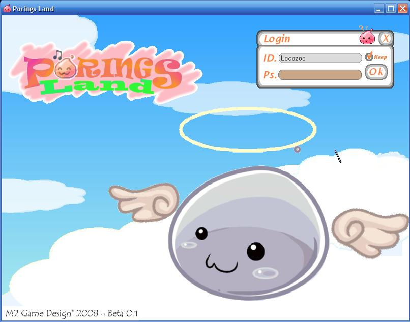 Un pequeño Screen del juego